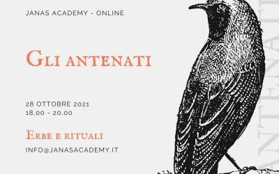 Antenati: erbe e rituali. Il seminario online