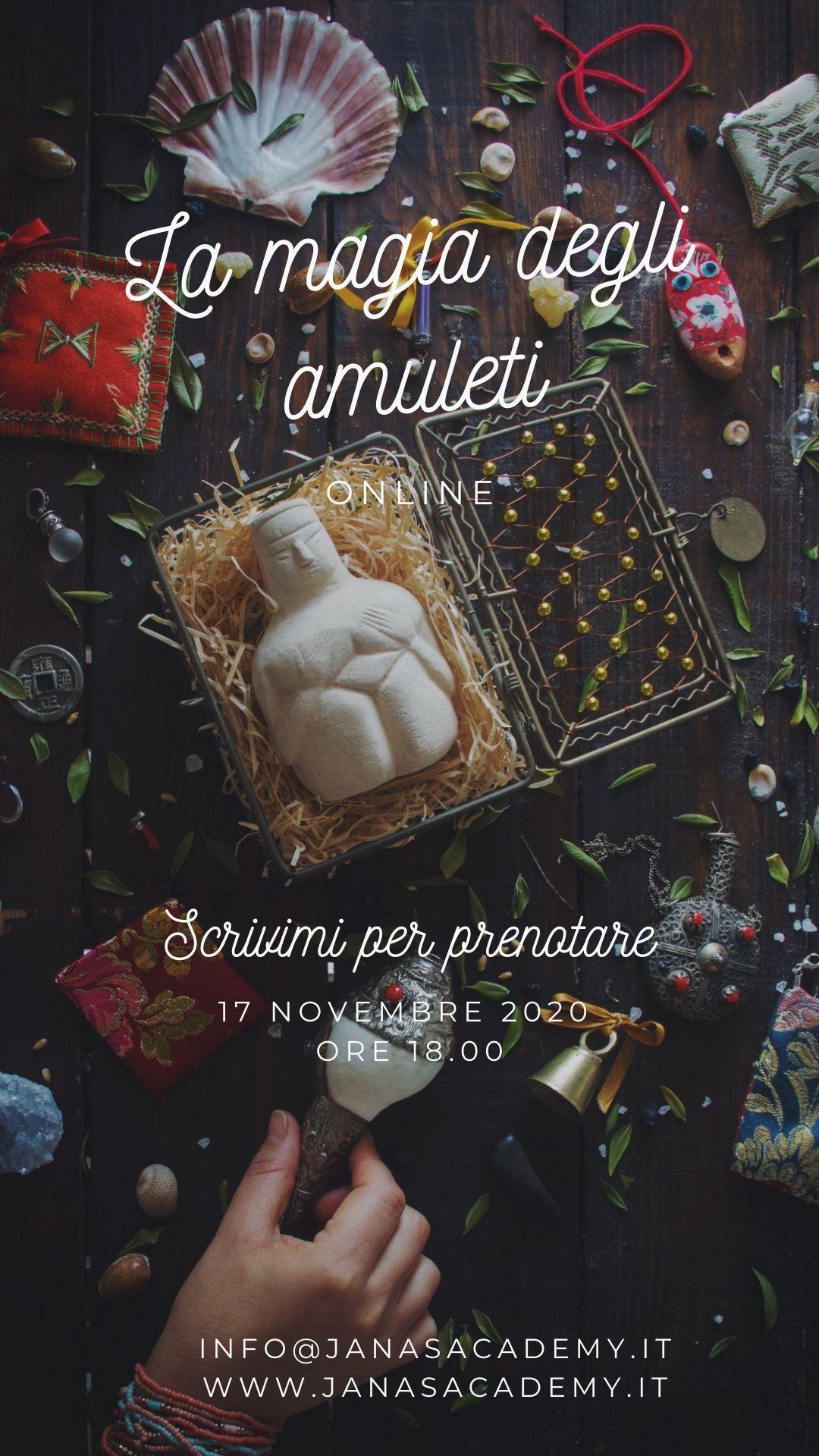 La magia degli amuleti (6)