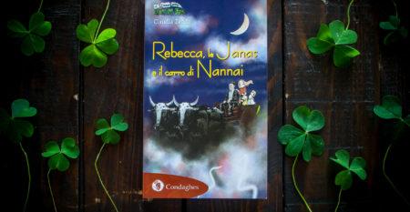 Rebecca, le janas, e il carro di Nannai
