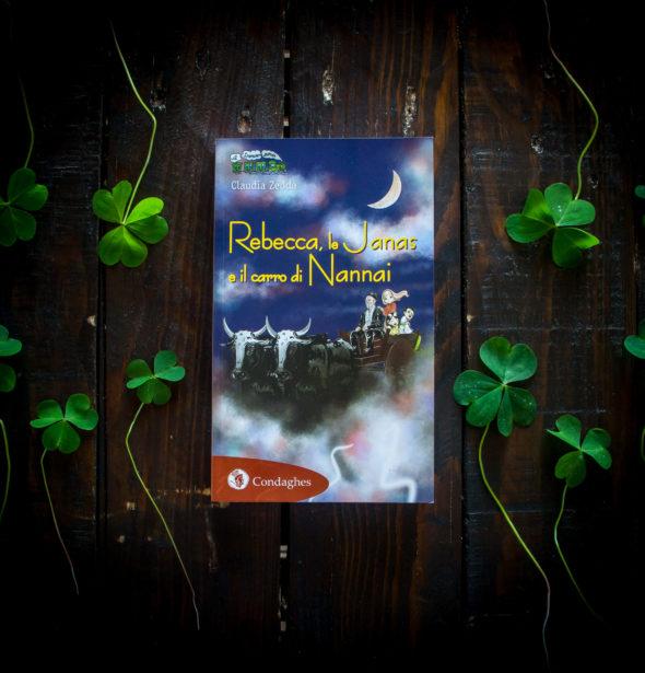 Presentazione del libro Rebecca, le janas e il Carro di Nannai