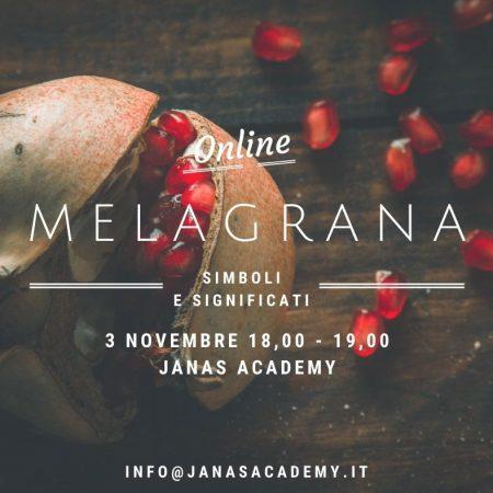 La melagrana: significato e simbolismi. Il seminario online