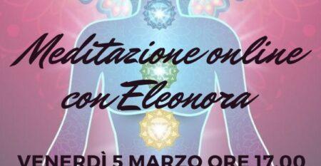 Meditazione con Eleonora