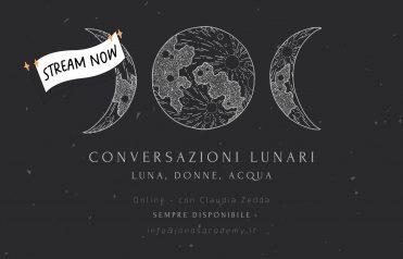 Magia della luna: donna, acqua, fertilità